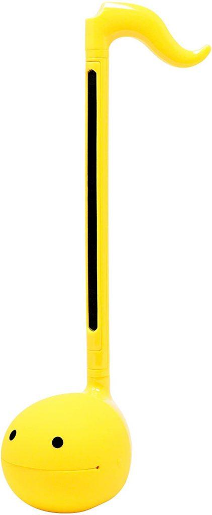 otamatone amarillo